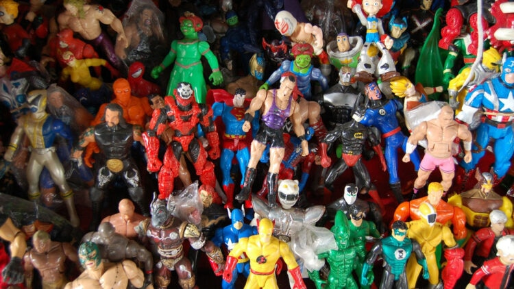 Action Figures Collection