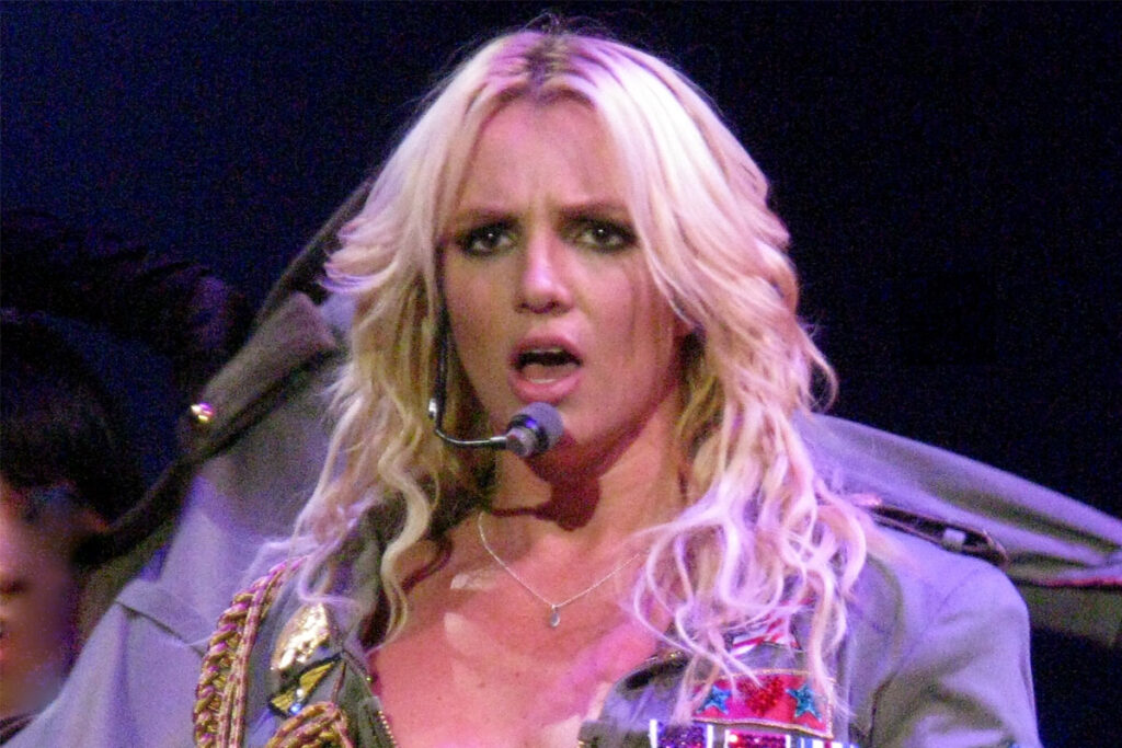 Lost Music - Britney Spears