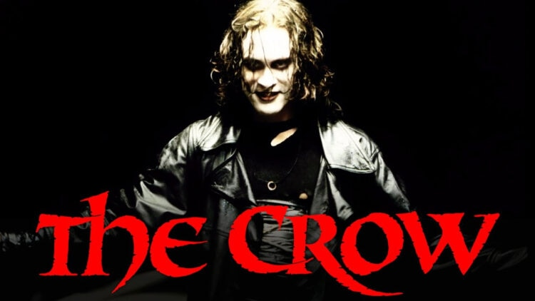 Movie Reboots The Crow