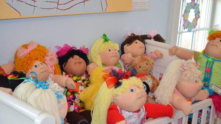 Rarest Cabbage Patch Dolls
